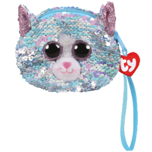 Whimsy the cat purse