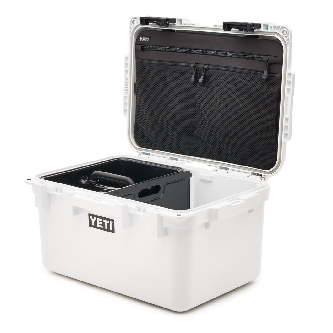 White YETI GoBox