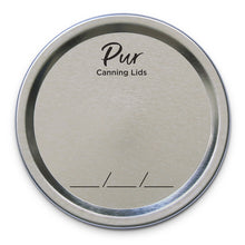 Pur Canning lid