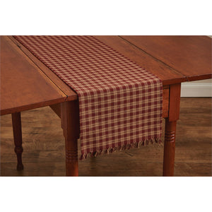 Long wine Table runner