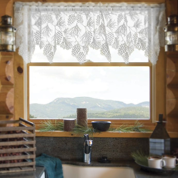 woodland valance curtain