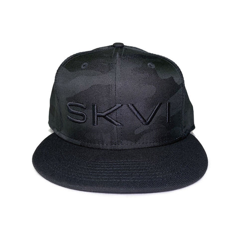 Limited Edition Black Camo SKVI Snapback