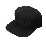 SKVI Snap Back - Black/Black