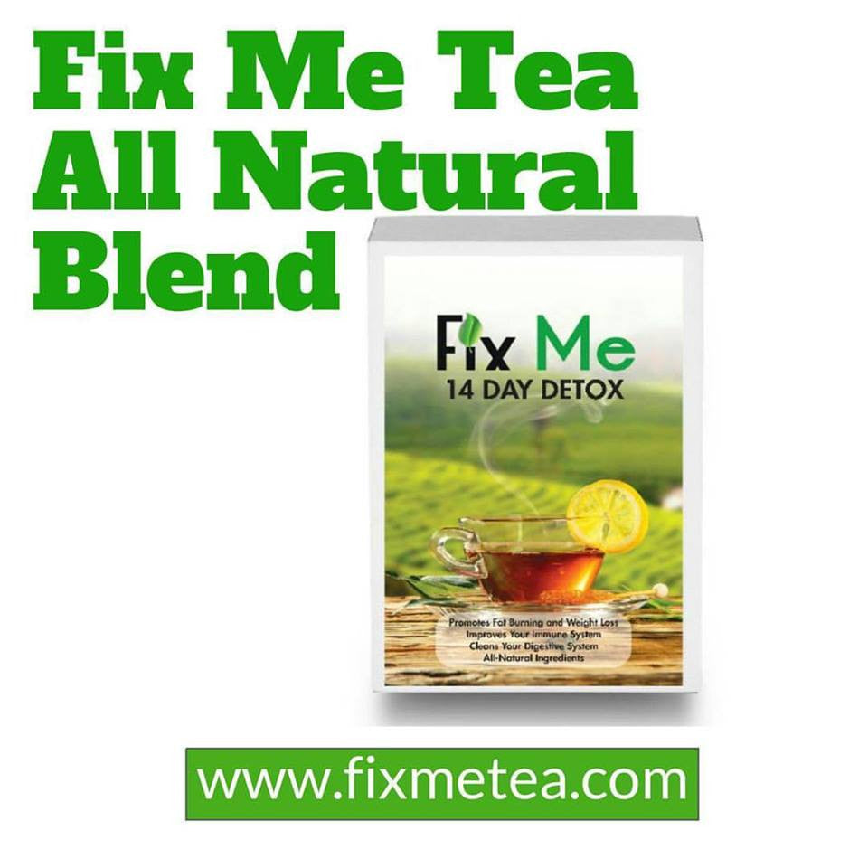 What People Need To Find Out About Fix Me Weight Loss Tea
