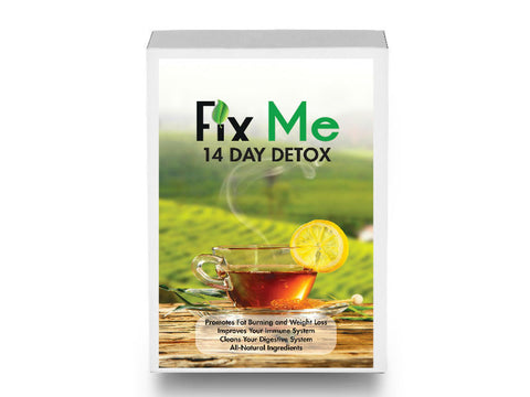 Weight Loss Tea | Best Tea | Fix Me Tea