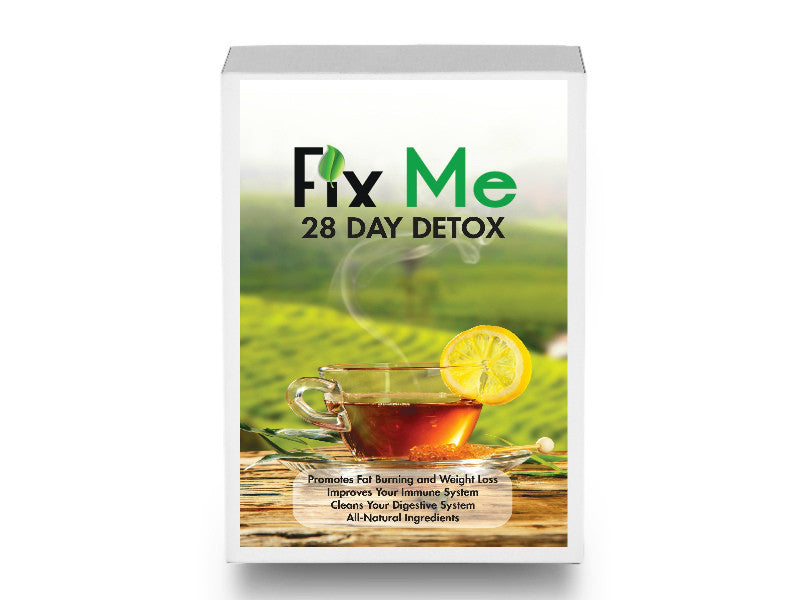 Weight Loss Tea | Weight Loss Before And After | Fix Me Tea