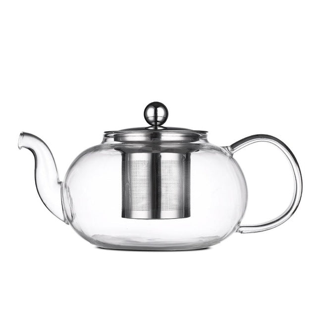 Teapot Creative Tea With Filter Stainless Steel