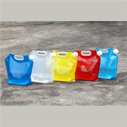 Folding Camping Water Tank  Portable Gasoline Tank Collapsible Water Bottles