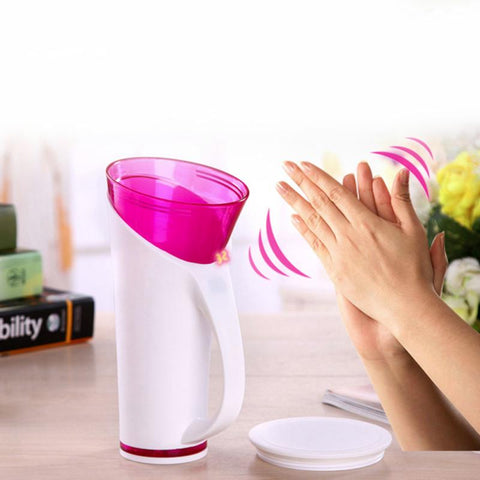 Intelligent Drinking Bottles Touch And Sound Sensitive Water Temperature Display Time Reminder