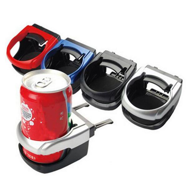 Dewtreetali Clip On Car Vehicle Air Condition Vent Outlet Can Drinking Water Bottle Coffee Cup Mount Stand Holder