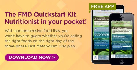 Free App: The Fast Metabolism Diet. Download Now.