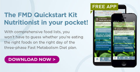 The Fast Metabolism Diet App free download