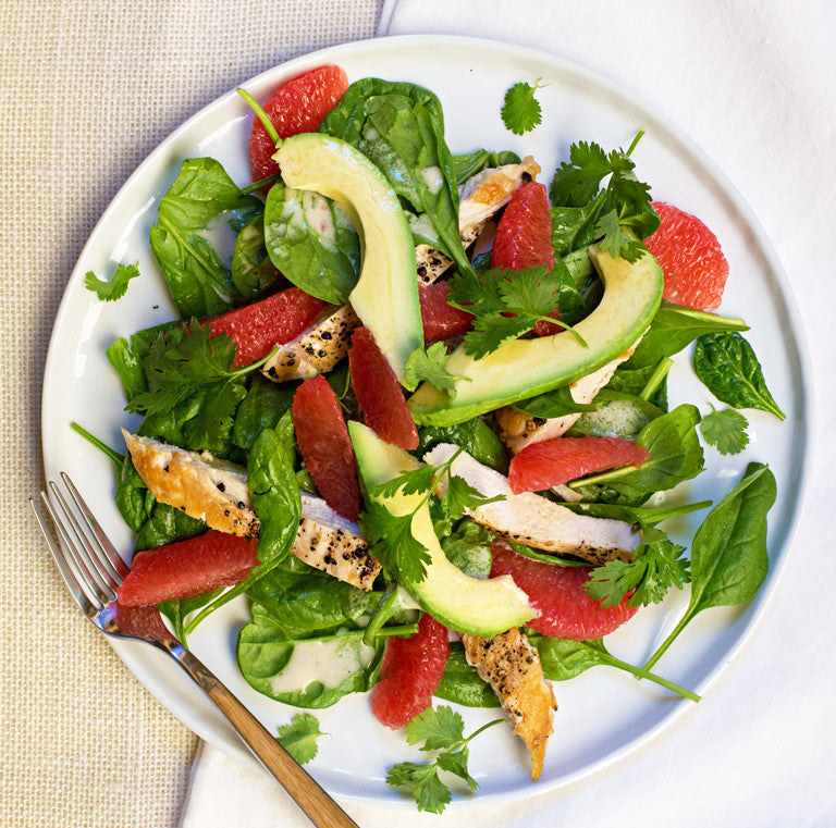 HBurn_Roasted_Chicken_Avocado_Grapefruit_Salad
