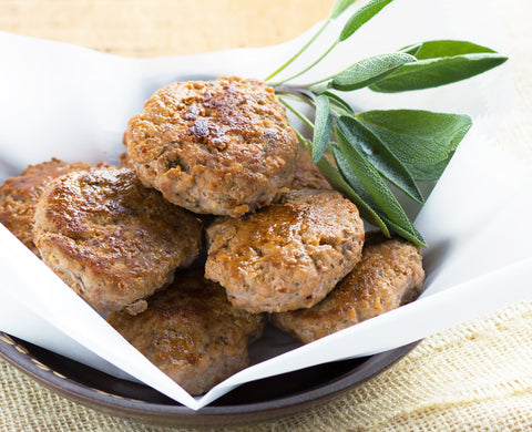 The Fast Metabolism Diet Recipes: Homemade Breakfast Sausage