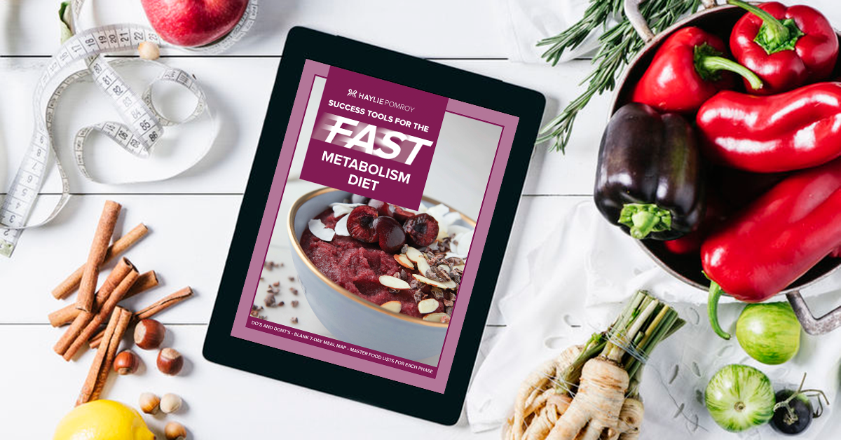 Tools for Fast Metabolism Diet Success