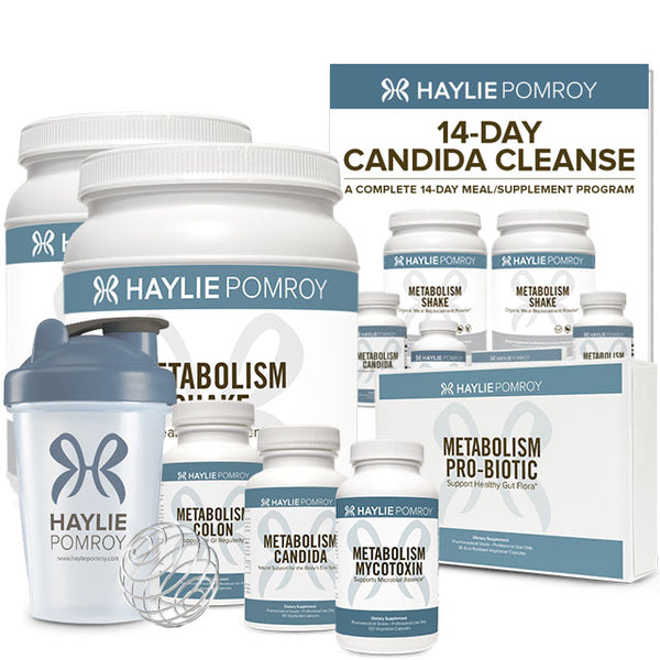 Candida Metabolism Cleanse - 14 Days