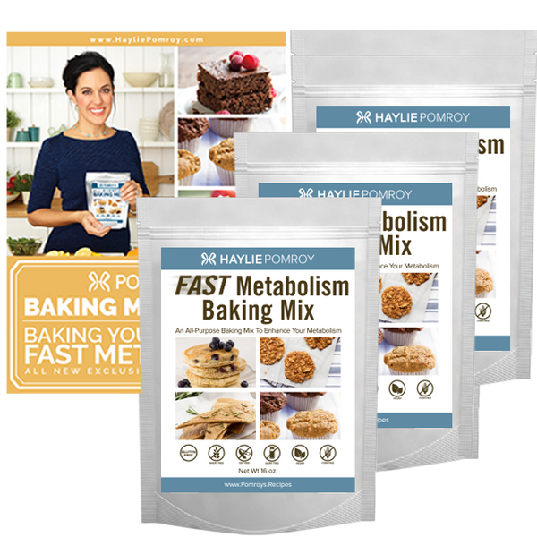 Fast Metabolism Baking Mix Bundle