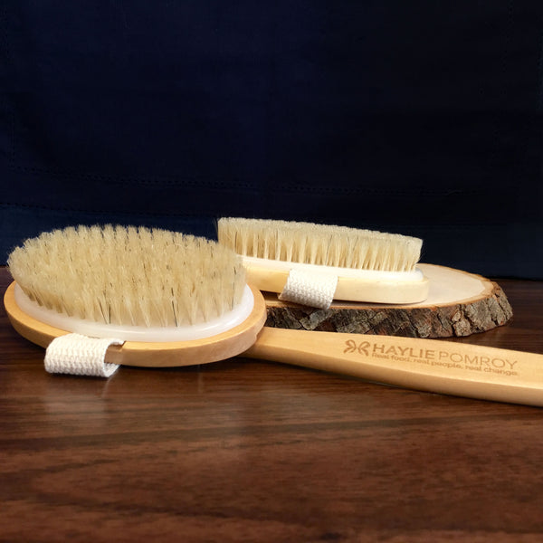 Pomroy Dry Skin Brush