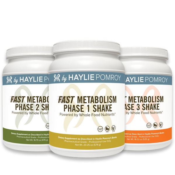 Fast Metabolism Shakes Value Pack