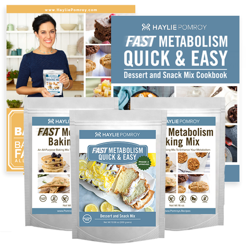 Fast Metabolism Baking and Dessert Kit