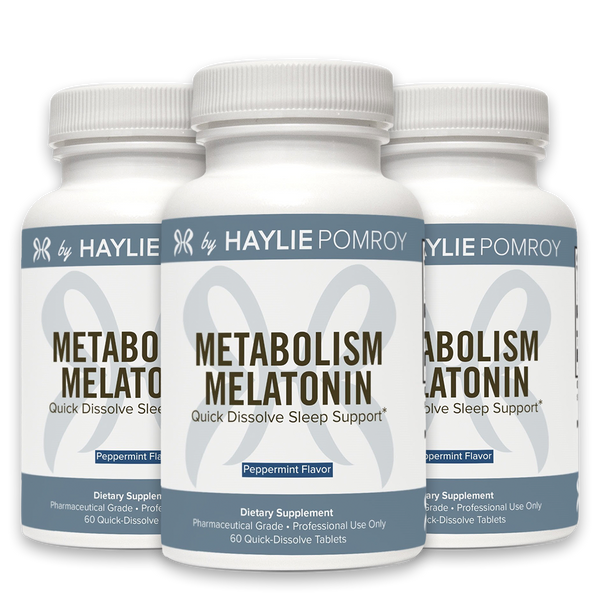 Metabolism Melatonin Value Pack