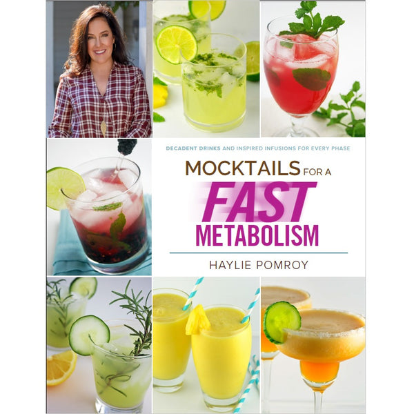 Mocktails For A Fast Metabolism E-Book