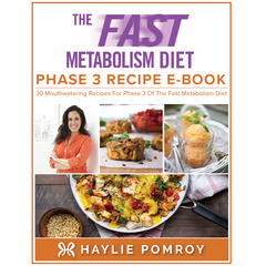 Fast Metabolism Food Rx Mini Cookbook And Program Guide Diabetes Haylie Pomroy