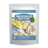 Fast Metabolism Quick & Easy Dessert and Snack Mix