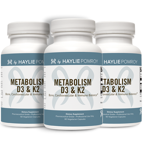 Metabolism D3 & K2 Immunity Value Pack