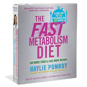 The Fast Metabolism Diet (Audio Book)