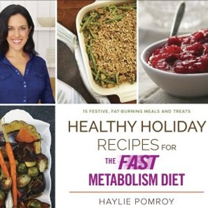 Healthy Holiday Recipes E-Book