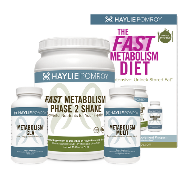 Fast Metabolism Phase 2 Intensive - 7 Days