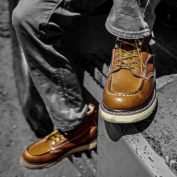 High-quality construction work shoes by Ever Boots