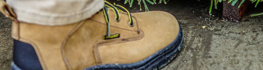 Dry Work Boots