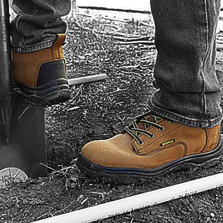 Men's stylish waterproof footwear for casual wear