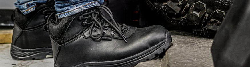 Mens Waterproof Work Boots For Sale