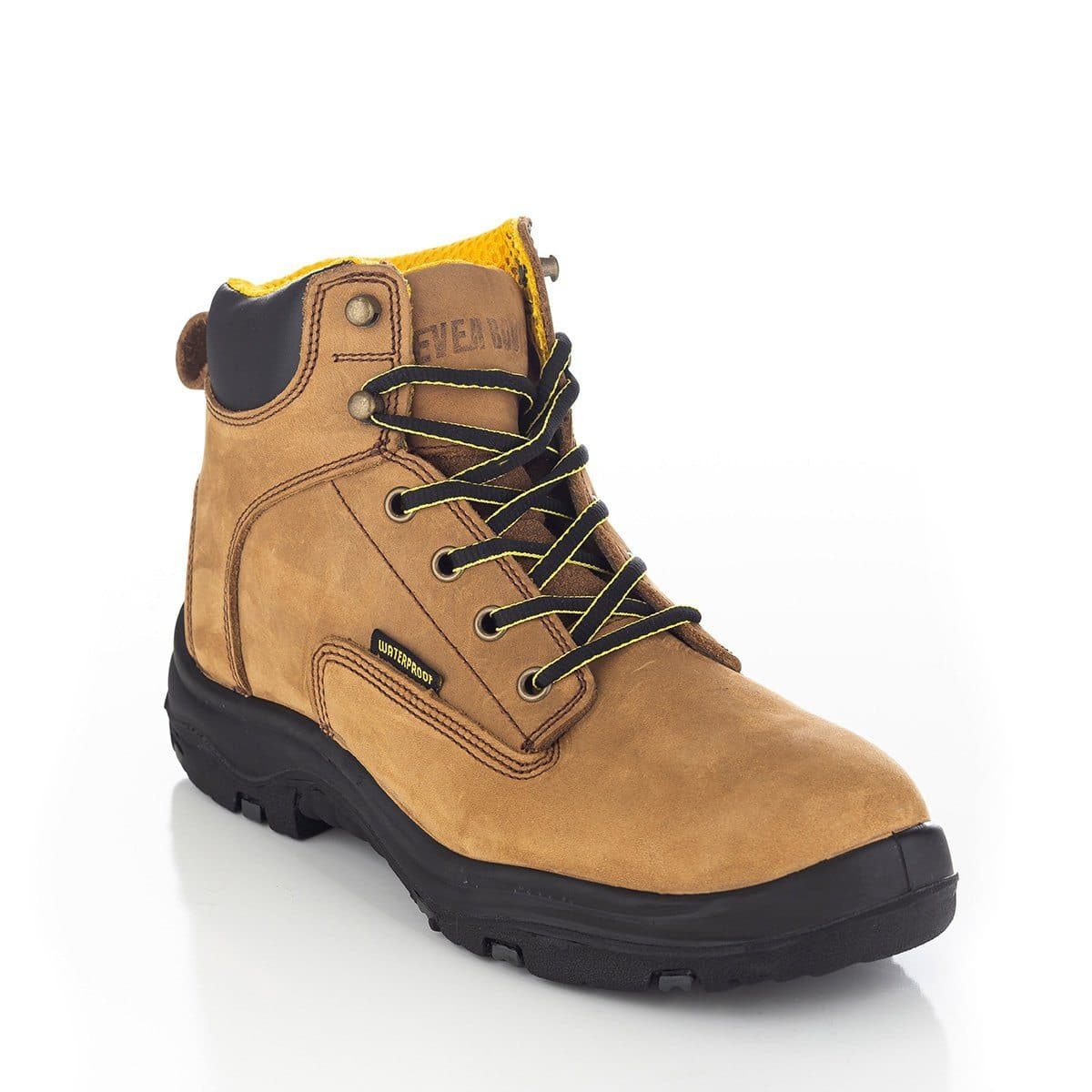 """ULTRA DRY"" Waterproof Construction Work Boot Copper"