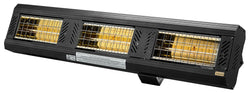 Solaira ICR Series H3 6000 Watt, 240V Patio Heater, Black