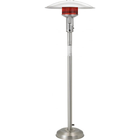 Sunglo 50000 Btu Natural Gas Patio Heater Stainless