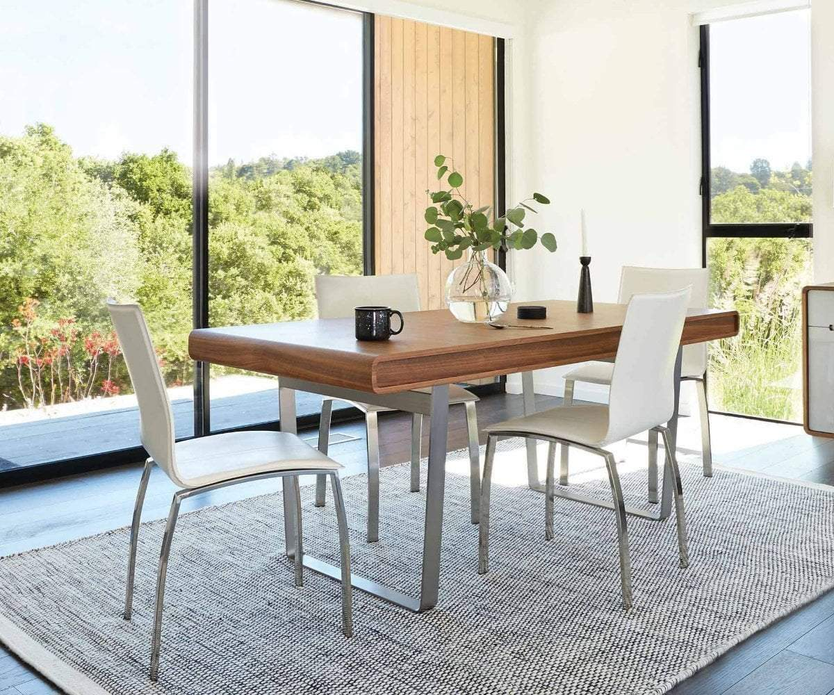 Mid-Century Modern Style for Dining Rooms - Scandinavian Designs