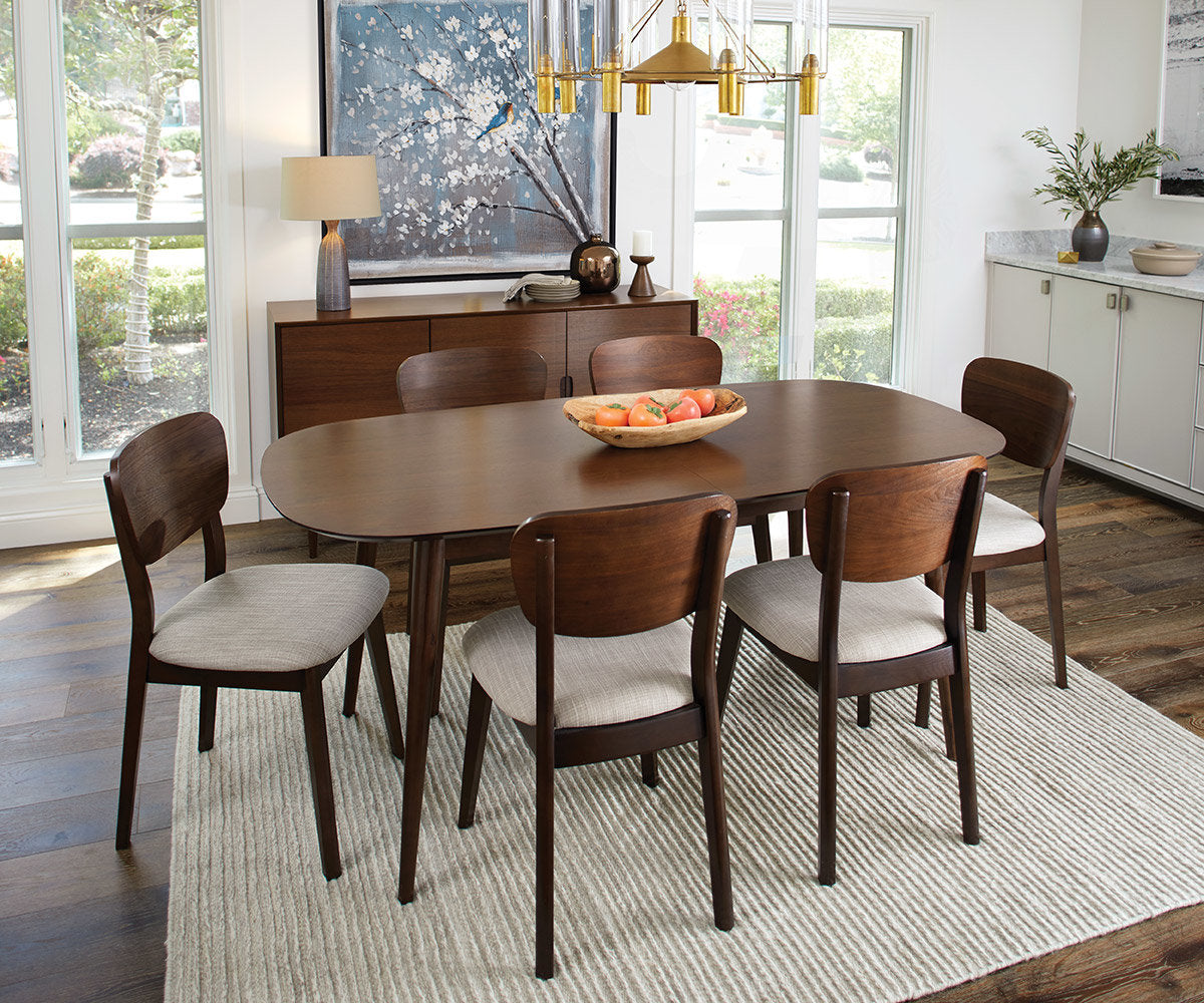 Mid-Century Modern Style for Dining Rooms – Scandinavian Designs