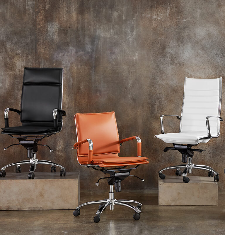Office Chairs For Home And Business Offices Scandinavian Designs