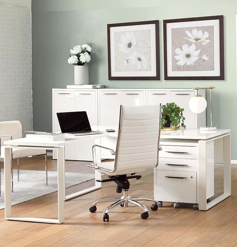 Beautiful Office Desks