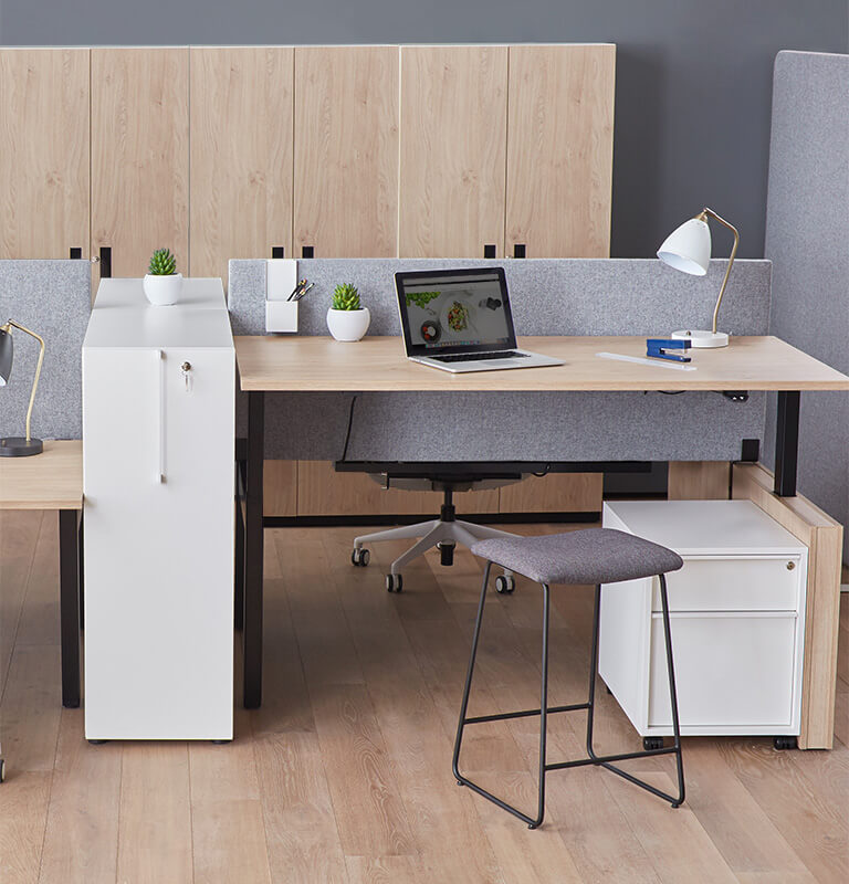 office furniture scandinavian designs. Black Bedroom Furniture Sets. Home Design Ideas