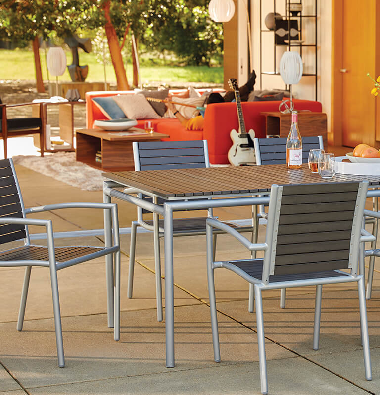 Patio Dining Sets Outdoor Dining Furniture Scandinavian Designs