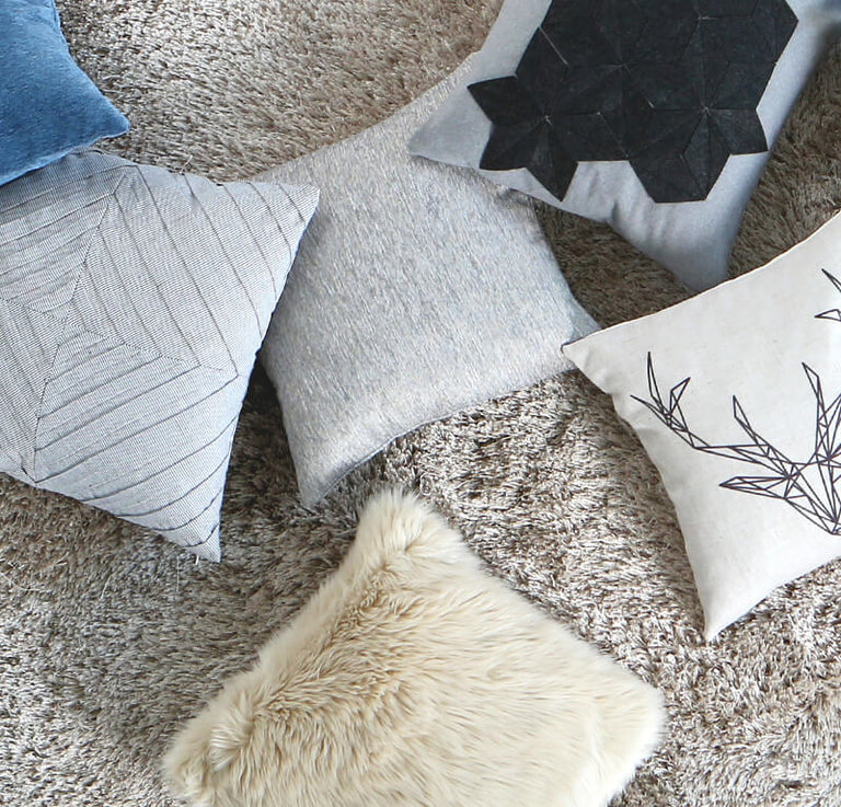 Throw Pillows & Decorative Pillows - Scandinavian Designs