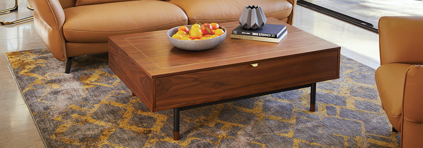 Storage Coffee Tables