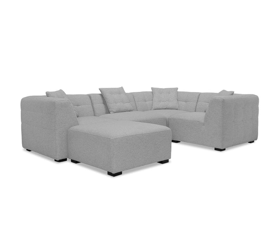 Reyes 4-Piece Modular Sectional
