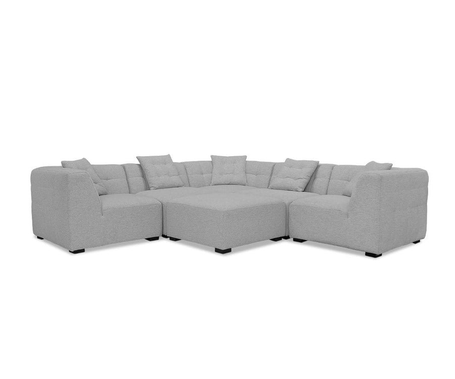 Reyes 5-Piece Modular Sectional II