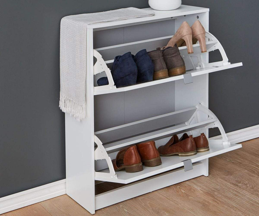 Gren 2-Door Shoe Cabinet